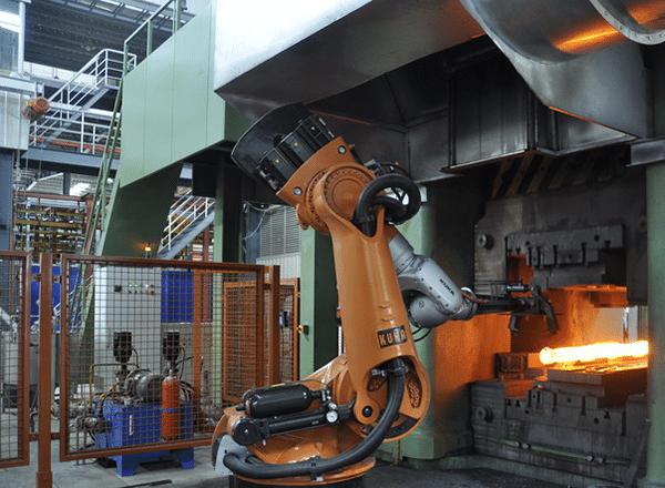 ramie robotyczne